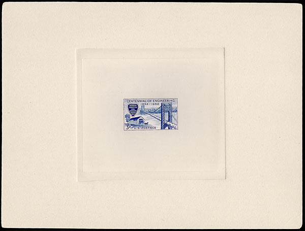 1012 Proof Scotts - US Postage Stamps