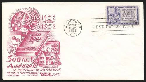 1014  First Day Cover United States Postage stamps