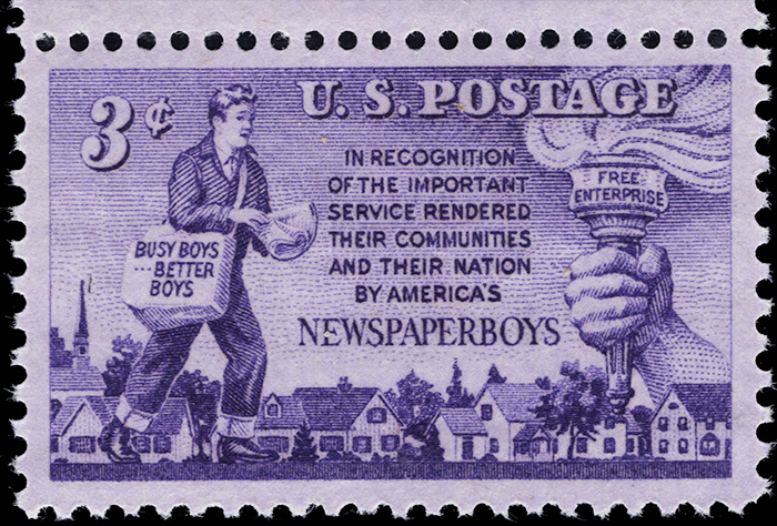 1015 Scotts - US Postage Stamps