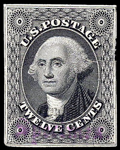 17 Specimen US stamp