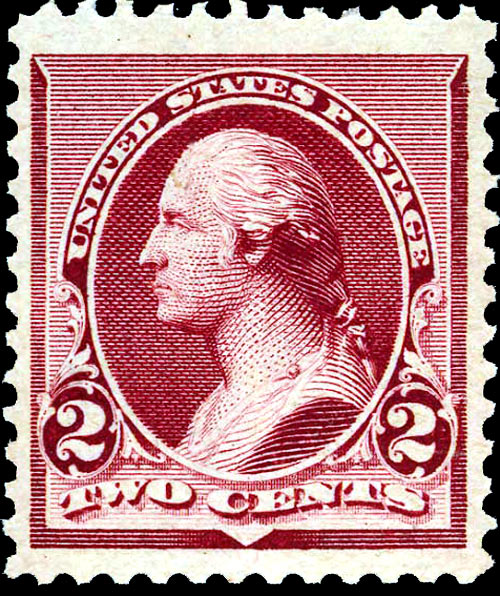 219D US Postage Stamps