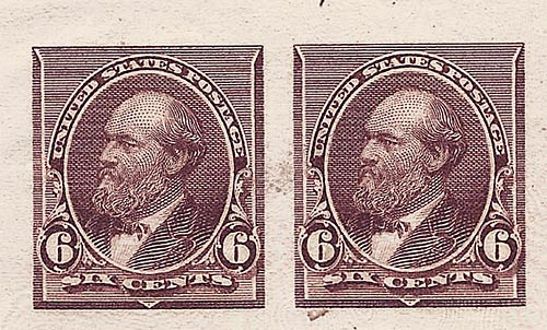 224a US Postage Stamp 1890