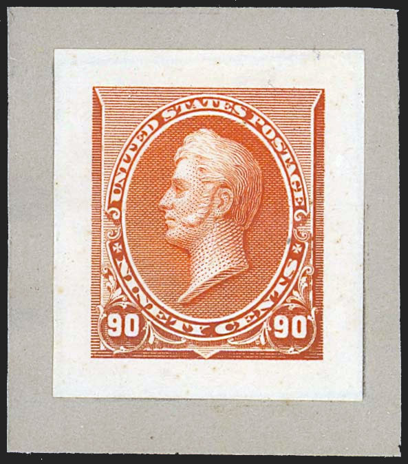 229 US Postage stamp Proof