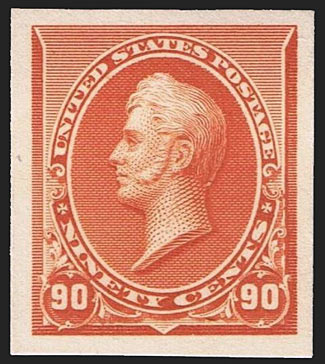 US Postage Stamp Proof #229
