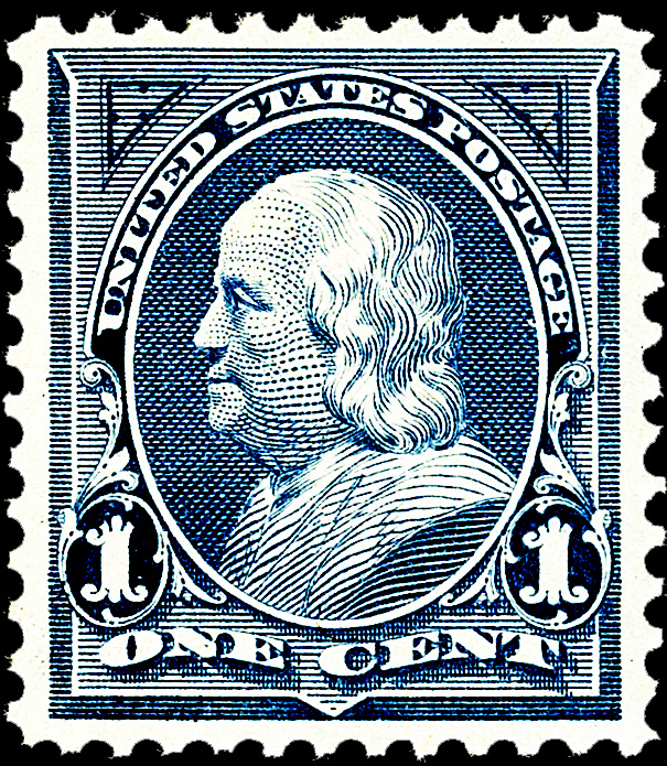 247 US Postage Stamps