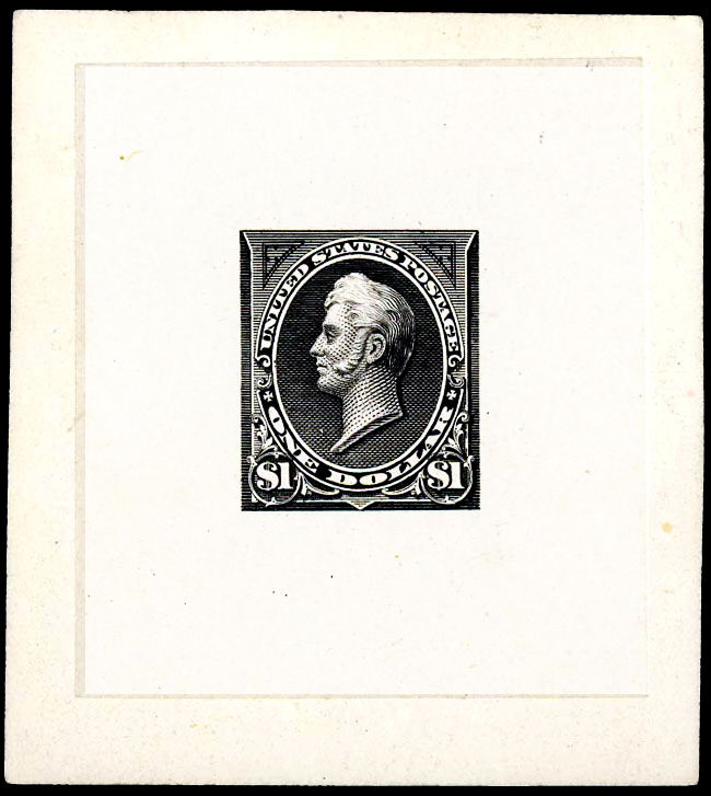 261A P1 US Proof Stamp