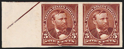 270 P1 Proof United States Postage Stamps