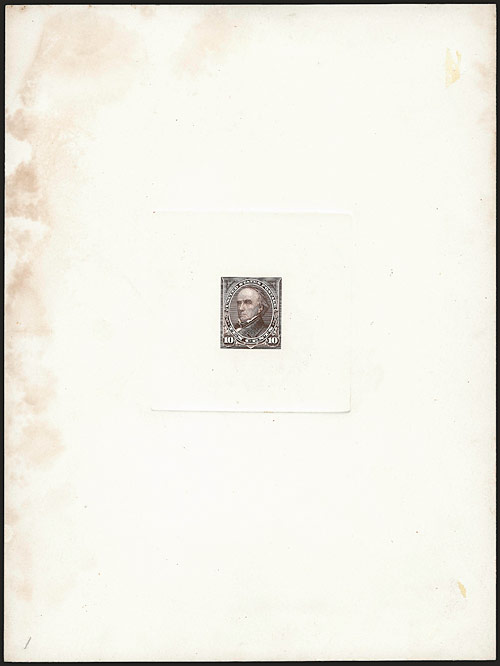 283-TC1 Sepia US Stamps