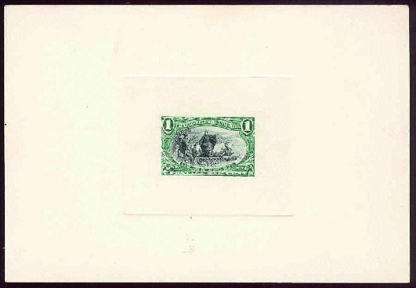 285-e5 United States Postage Stamps Essay
