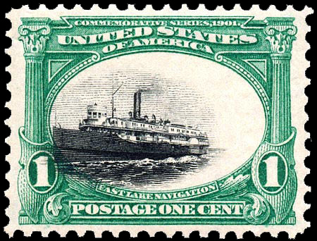 294 fast ship US Postage Stamps 1901
