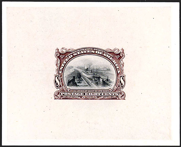 298 US Proof Stamp