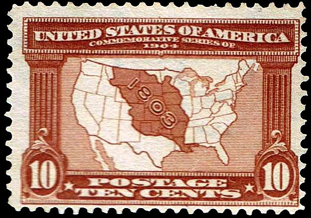 327 Scotts - US Postage Stamps