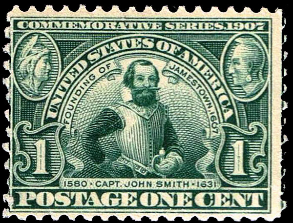 328 Scotts - US Postage Stamps