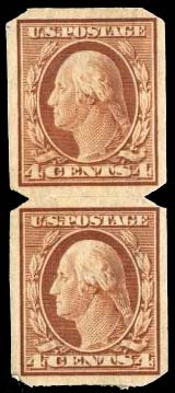 1909 Scotts - US Postage Stamps