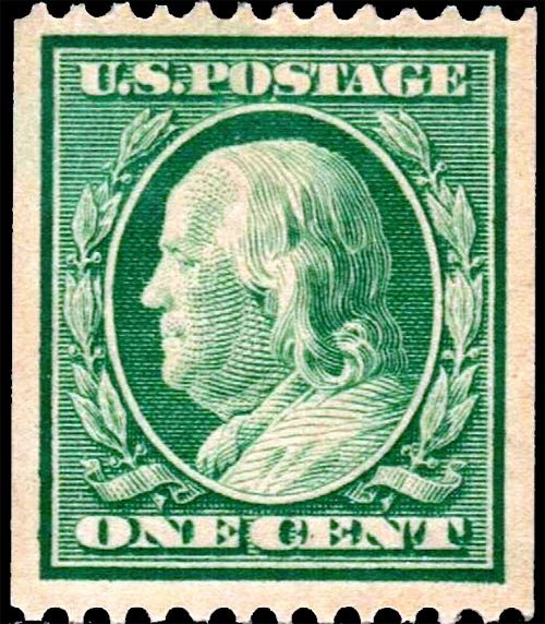 348 Scotts - US Postage Stamps