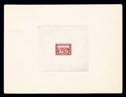 398-E3 Scotts - essay US stamps