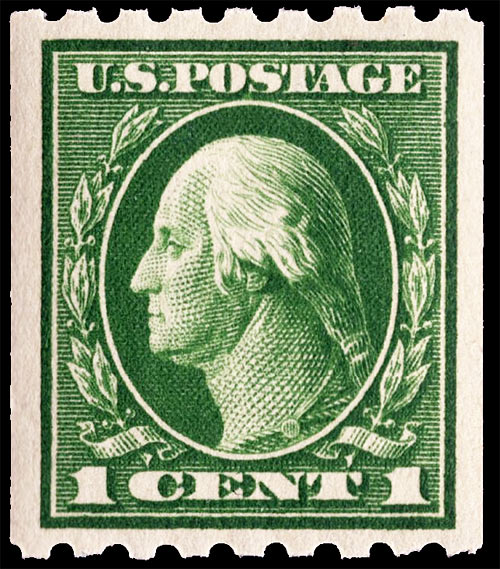 410 Scotts - US Postage Stamps