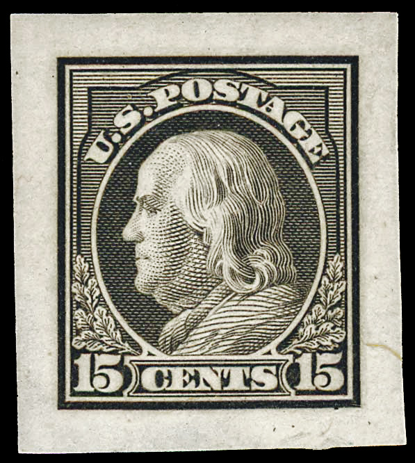 418-P2 Scotts - proof US stamps