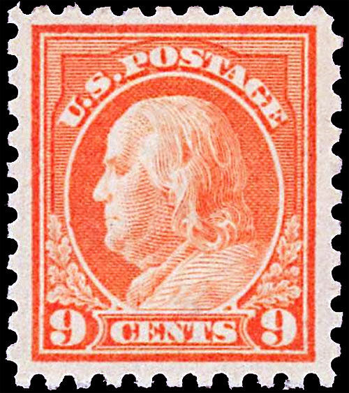 432 Scotts - US Postage Stamps