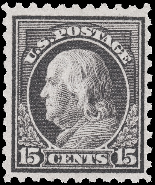 437 Scotts - US Postage Stamps