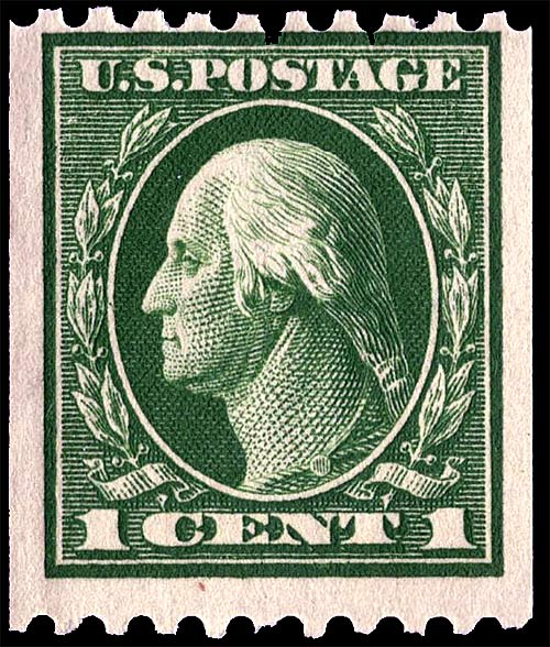 441 Scotts - US Postage Stamps