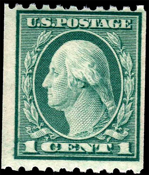 486 Scotts - US Postage Stamps