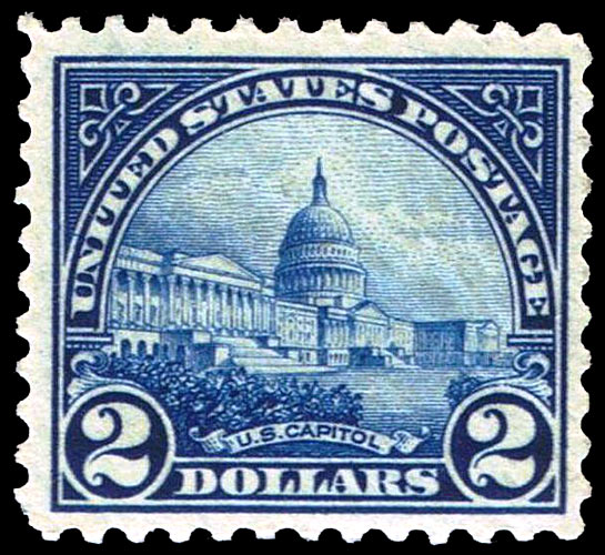 572 Scotts - US Postage Stamps