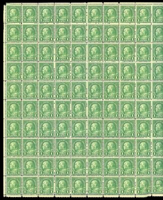 632 Scotts - US Postage Stamps