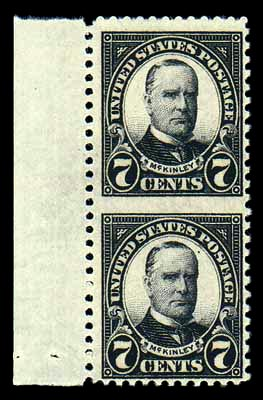 Scotts 639a US stamps