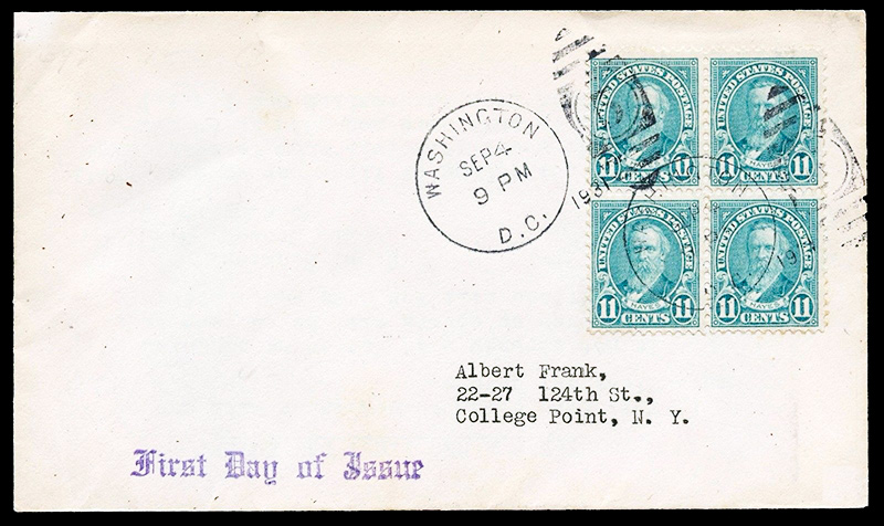 692-fdc Scotts - US Postage Stamps