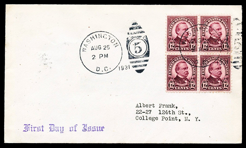 693-fdc Scotts - US Postage Stamps