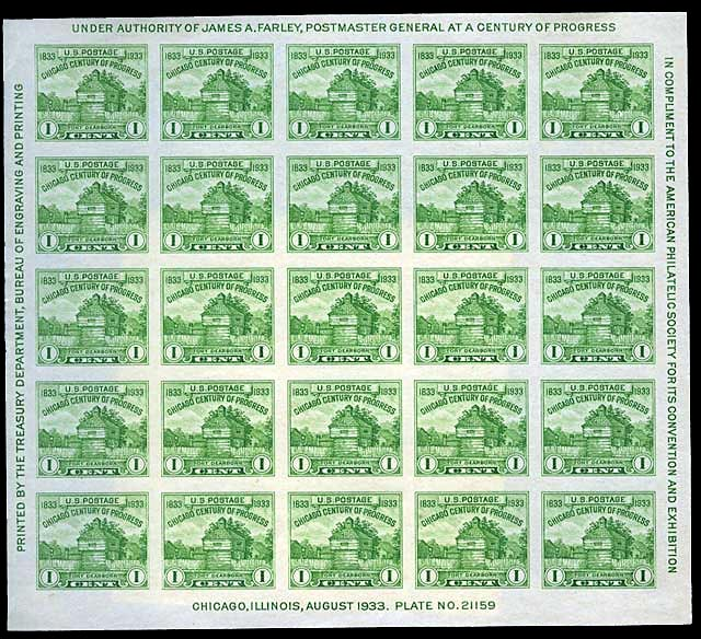 730 Scotts - US Postage Stamps