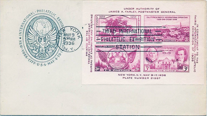 US stamp 778 fdc