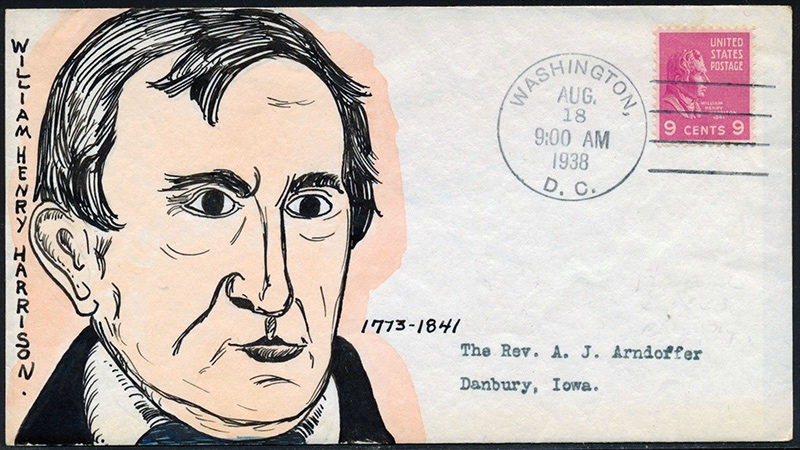 US stamp 814 first day cover fdc