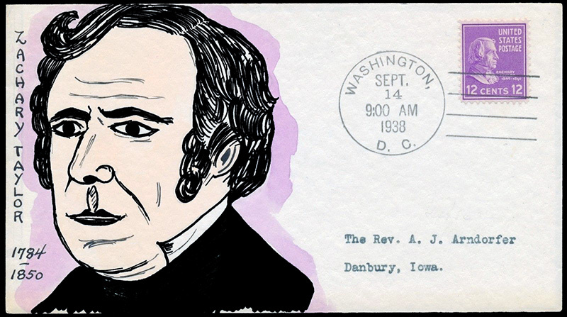 US stamp 817 first day cover fdc