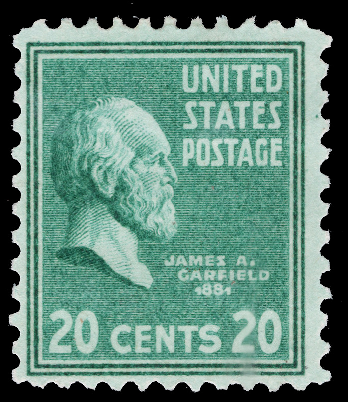 825 Scotts - US Postage Stamps