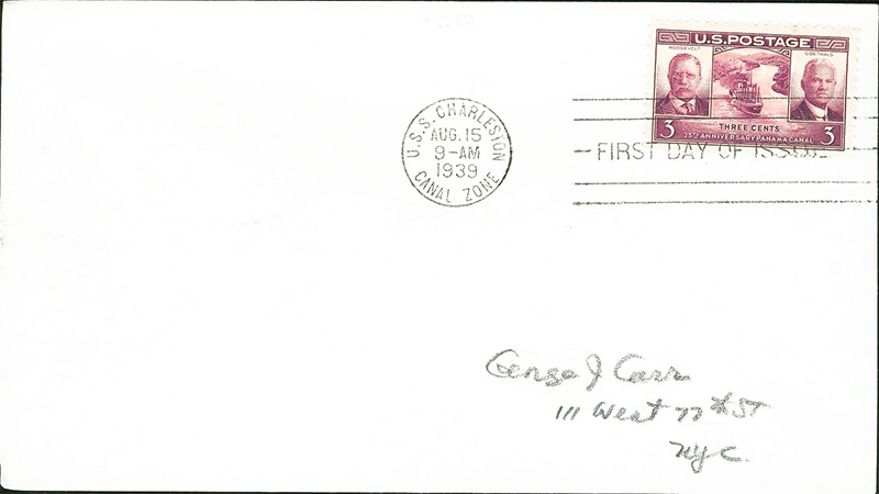 US stamp 856 first day cover fdc