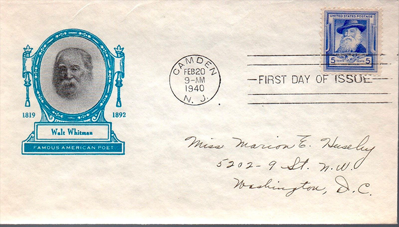 US stamp 867 first day cover fdc
