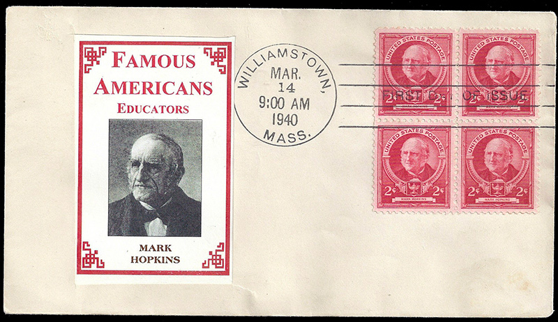 US stamp 870 first day cover fdc