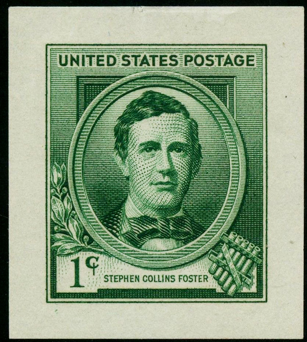 US stamp 879 proof
