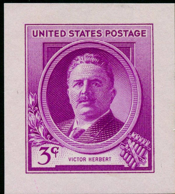 US stamp 881 proof