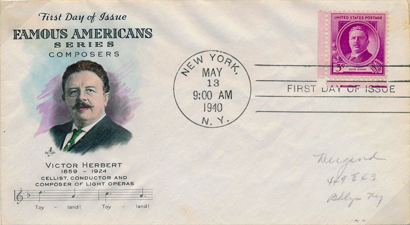 US stamp 881 first day cover fdc