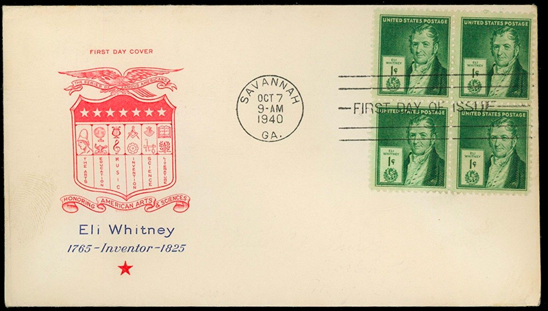 US stamp 889 first day cover fdc