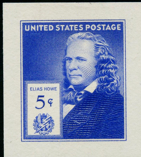US stamp 892 proof