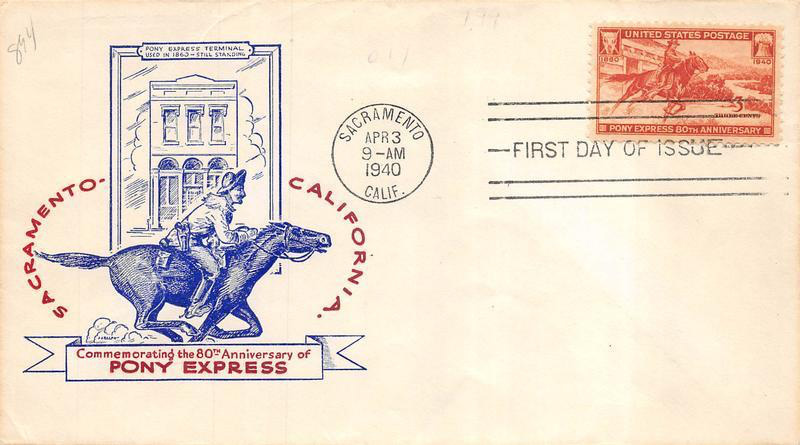 US stamp 894 first day cover fdc