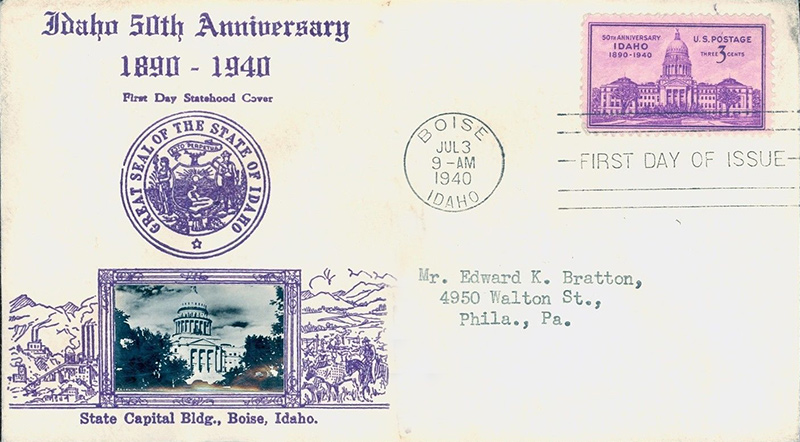US stamp 896 first day cover fdc