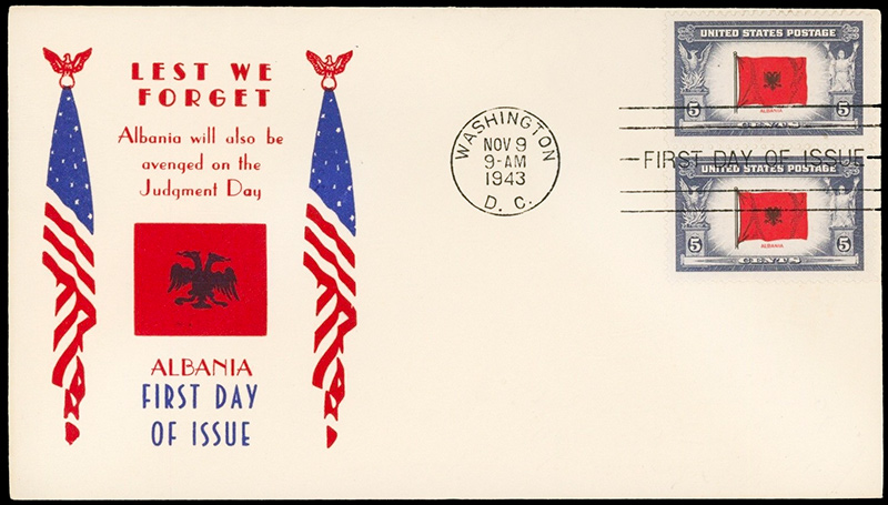 US stamp 918 first day cover fdc