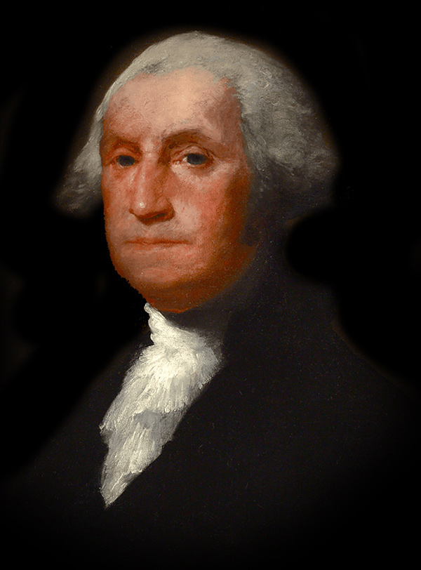 gilbert stuart george washington portrait
